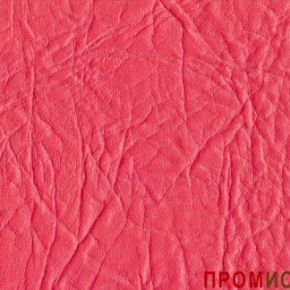 Искусственная кожа на трикотажной основе 14 гр. красная 338(84) недорого