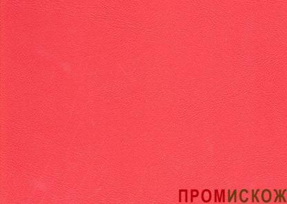 ВИНИЛИСКОЖА ОДЕЖНАЯ НА ТРИКОТАЖНОЙ ОСНОВЕ красный