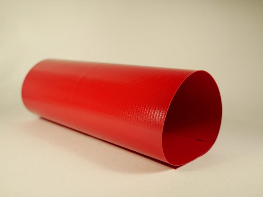 Тентовый материал, цвет красный