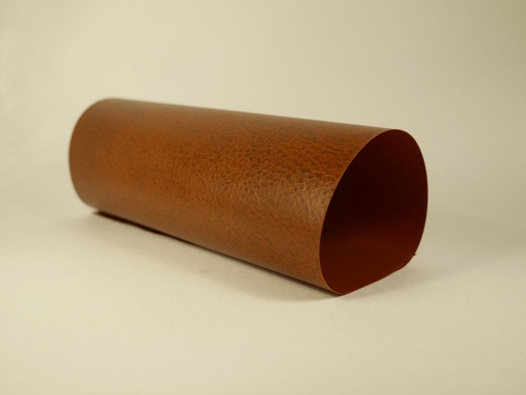 Пленка ПВХ, цвет темно-рыжий